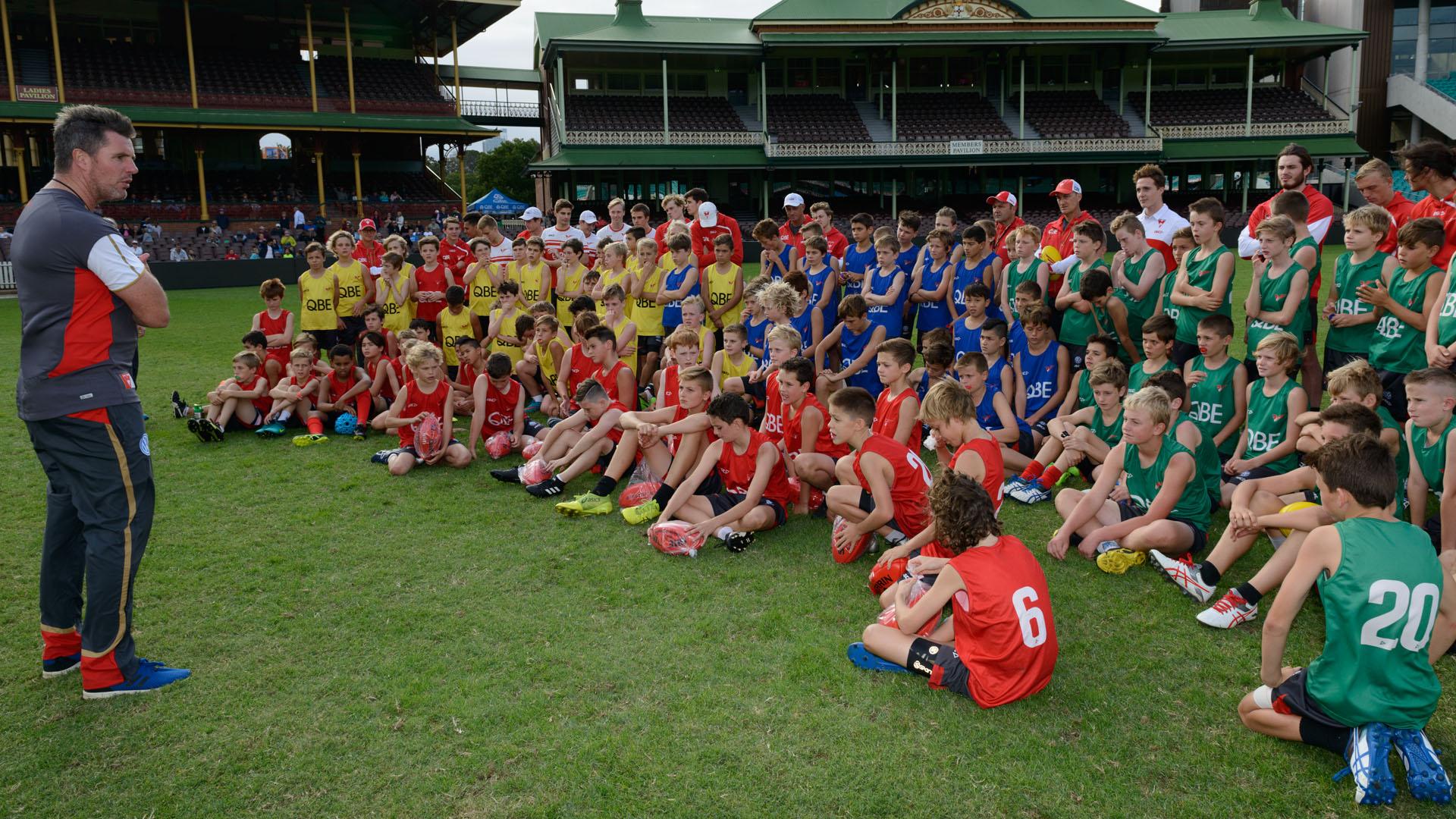 School for Swans - AFL - Inside Sport