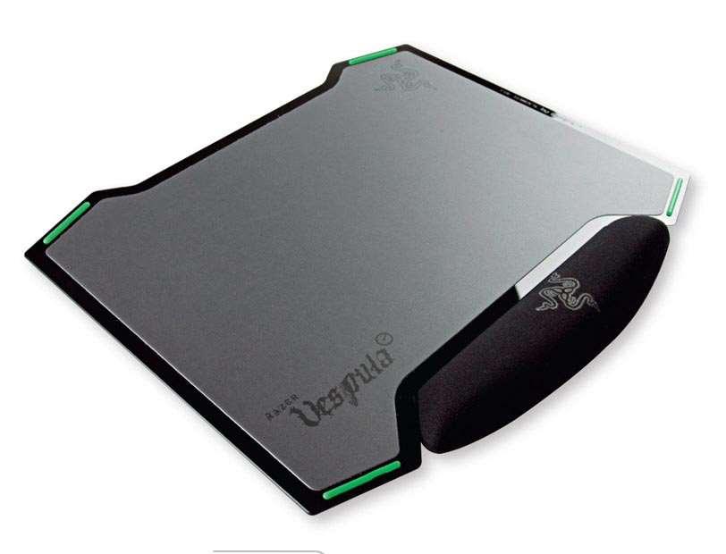 Razer's Vespula mouse mat: it's flat! - PC & Tech Authority