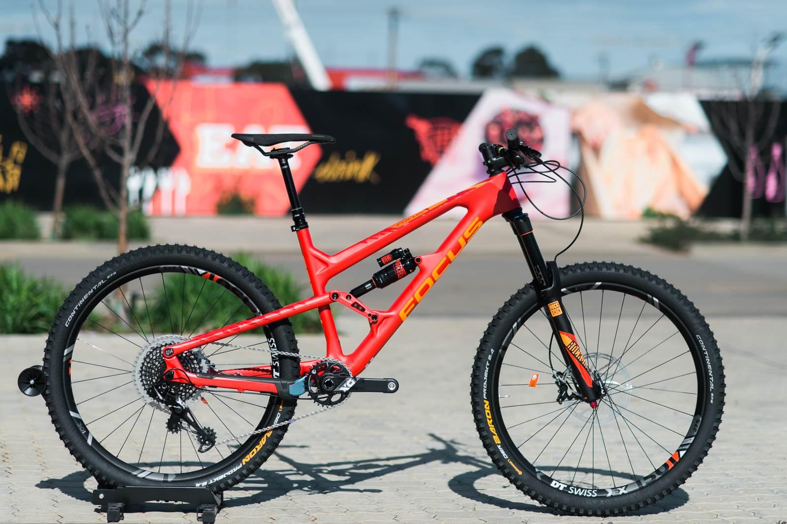 Focus Hit The Trail Hard In 2018 Australian Mountain Bike The