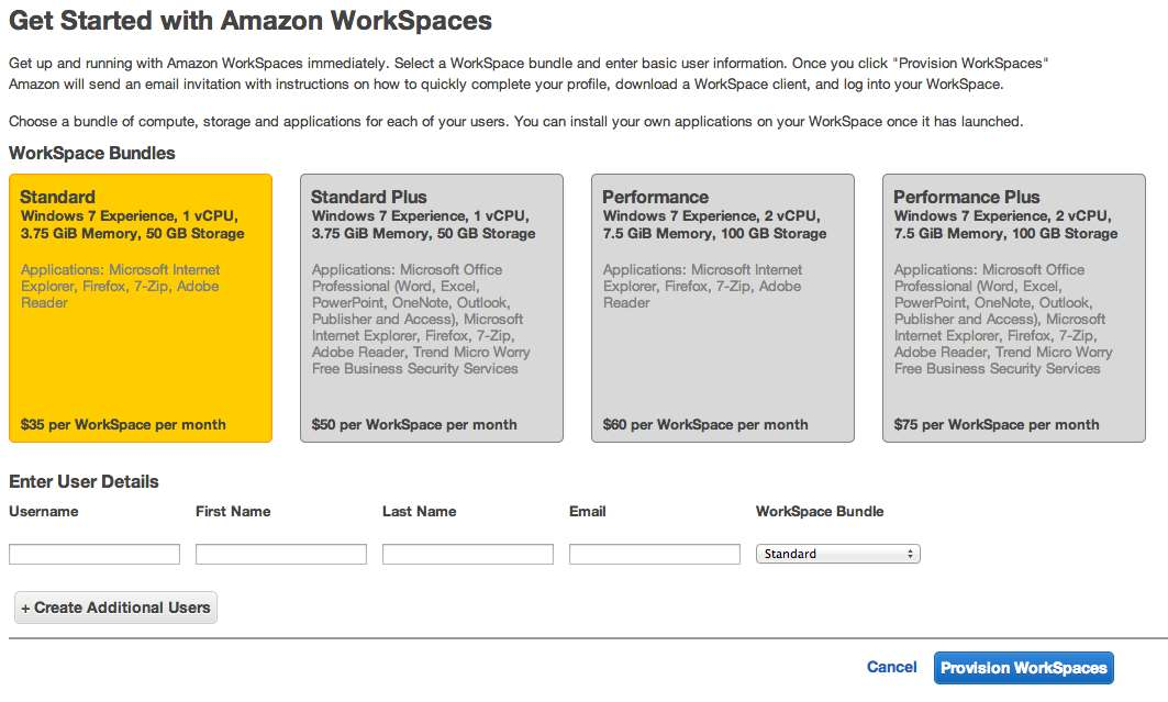 Reviewed Amazon Workspaces Labs Itnews