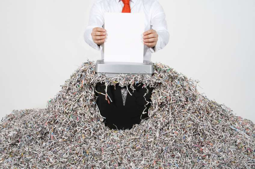 How To Dispose Of Documents Securely Hardware Services