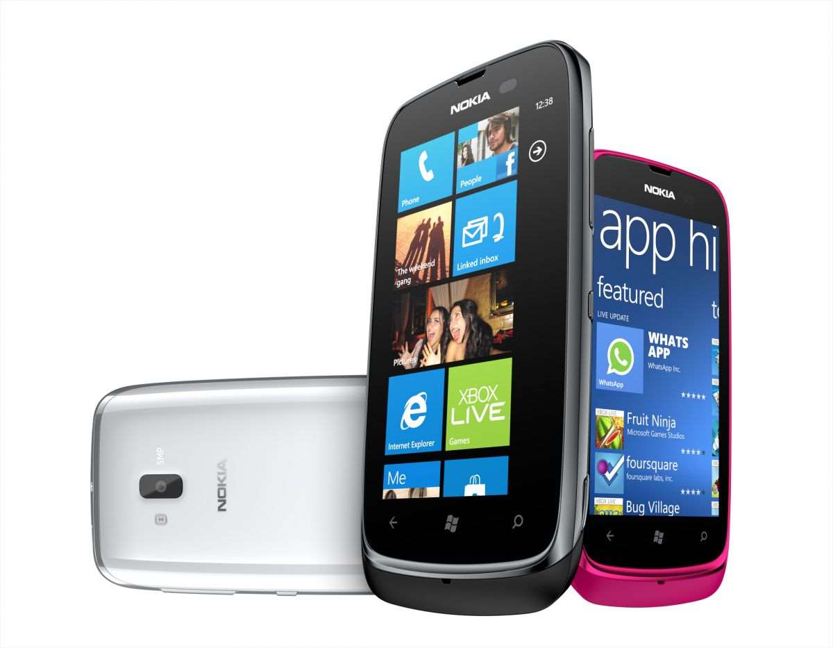 In pictures: Nokia showcases new smartphones at MWC 2012 ...