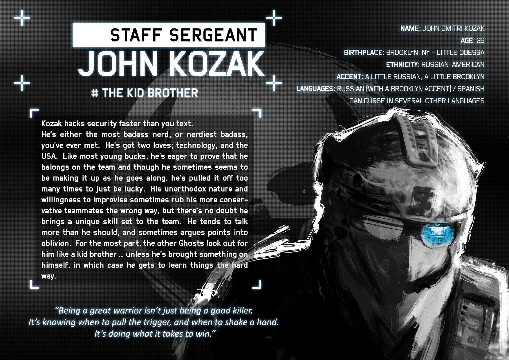 Ghost Recon Future Soldier Characters Pictures to Pin on Pinterest ...