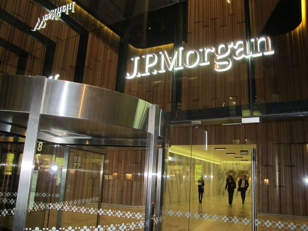 Photos Jp Morgan S New Sydney Hq Finance Itnews