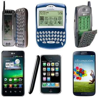 7 milestones in smartphone history - Mobility