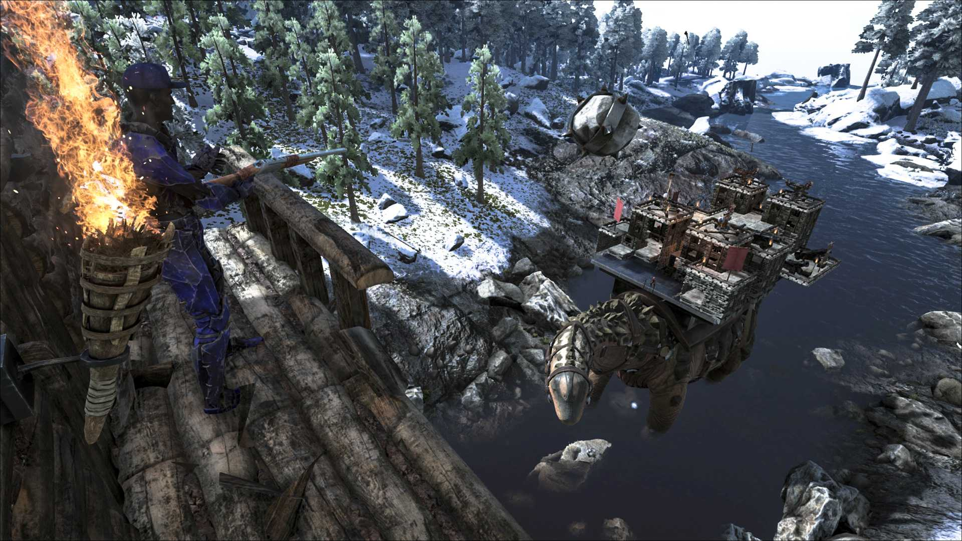 E3 2016   Ark: Survival Evolved Screens | Indie | Massively Multiplayer |  Gallery | PC PowerPlay Magazine