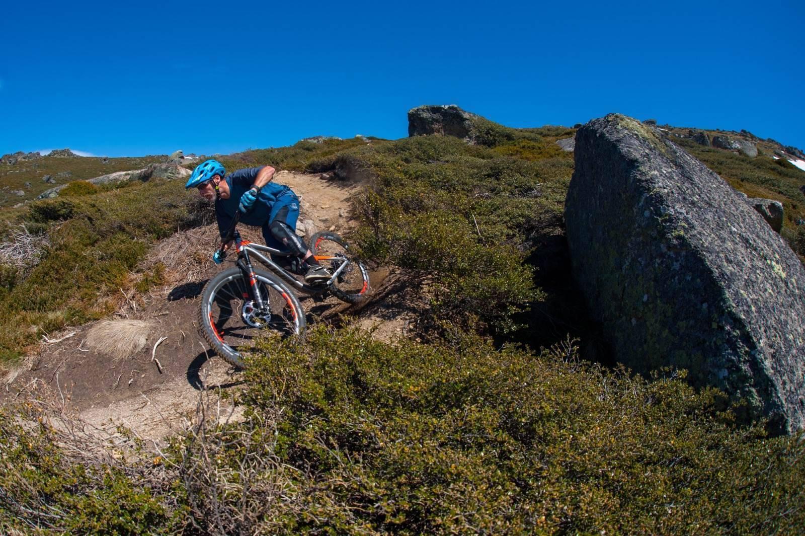 TESTED: Giant Trance 1 - Australian Mountain Bike | The home
