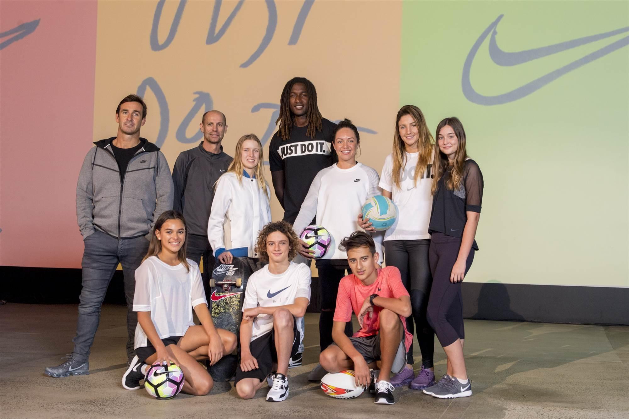 Nike unveils irreverent new Australia-specific ads - AFL - League ... 3dc0eeee88f