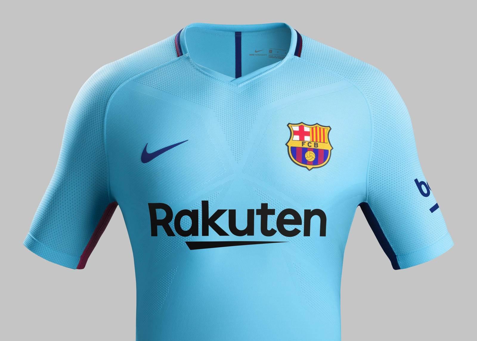meet e2c35 b7d07 fc barcelona kit away
