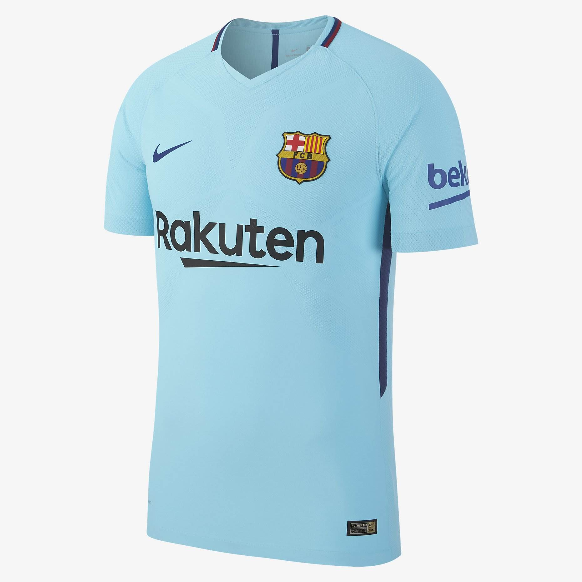 d73691909c2 Gallery  FC Barcelona s 2017-18 away kit unveiled - Style - FTBL Life