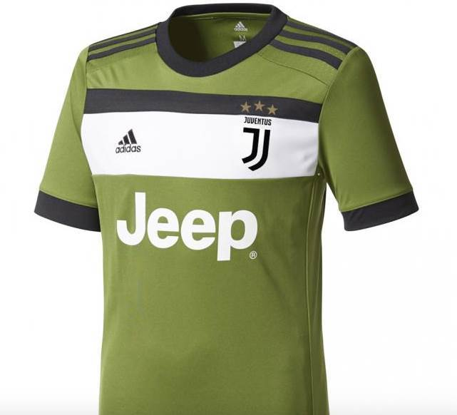 7a8bff887 New green Juventus kit designed by fans - Style - FTBL Life