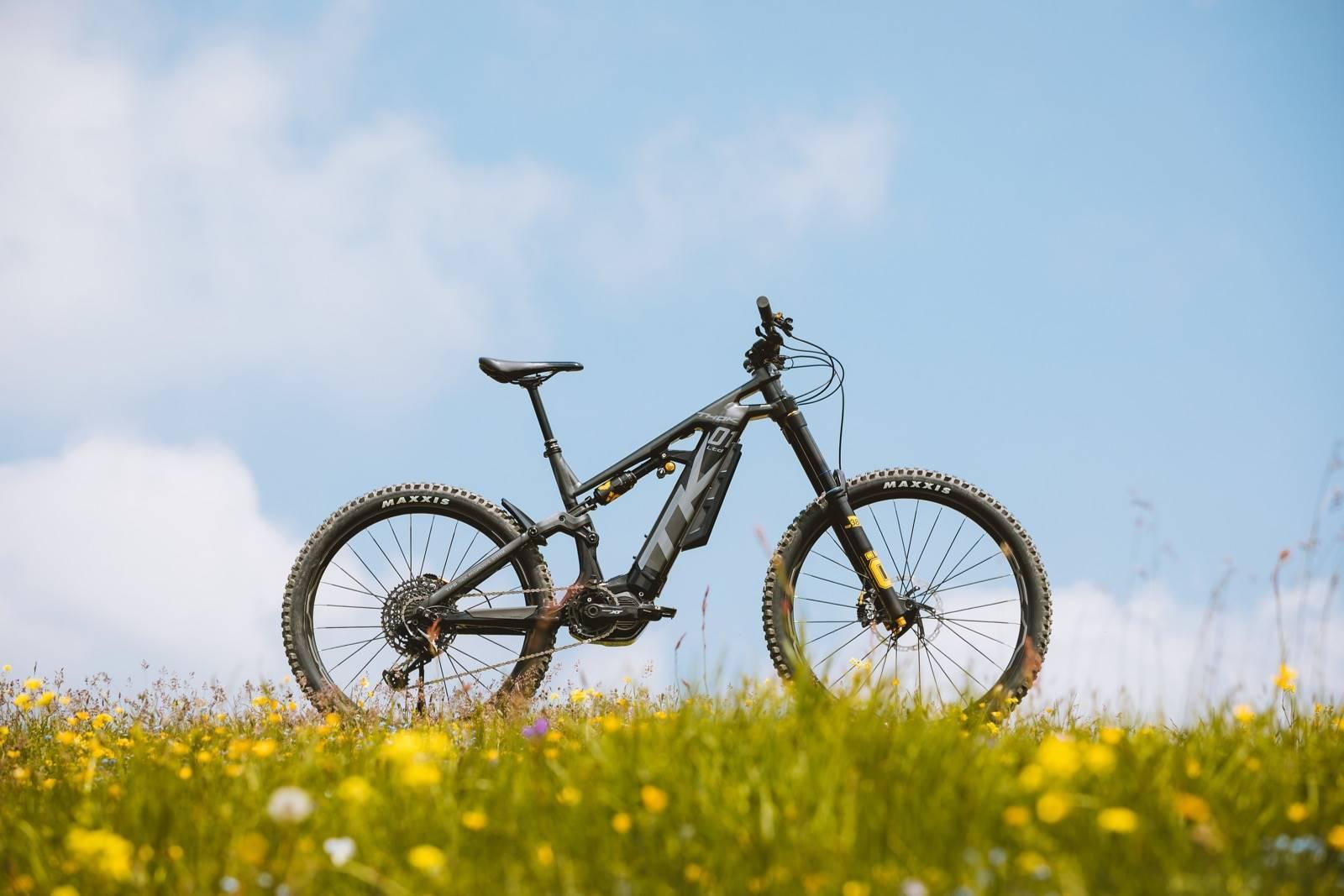 THOK Bikes release their latest eMTBs