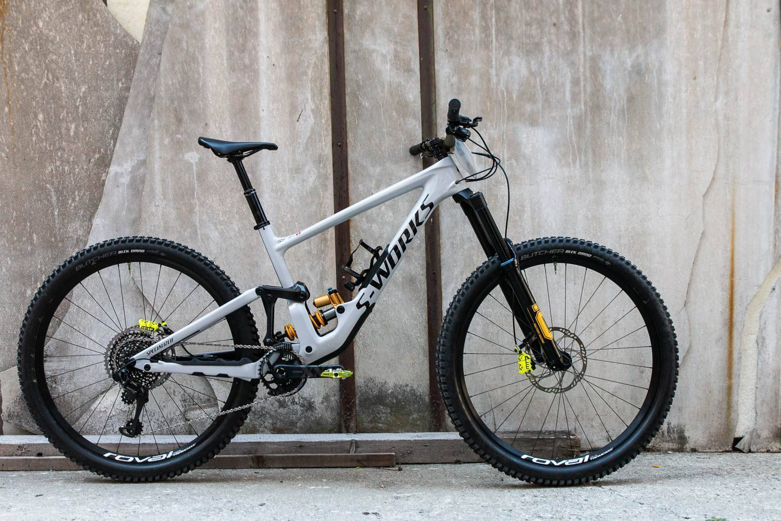 EWS Bike Check: Max Chapuis' Specialized Enduro
