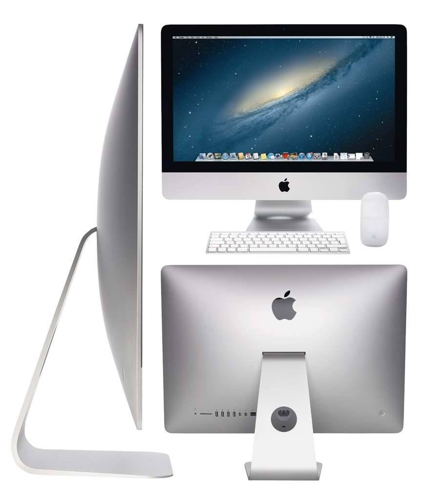 Review: Apple iMac 21.5in - All-in-one Desktops - PC & Tech Authority