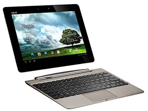 Asus Transformer Prime to get new features in firmware update