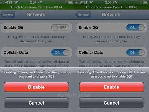 FaceTime over 3G coming to iOS 6 - Collaboration - Networking - CRN