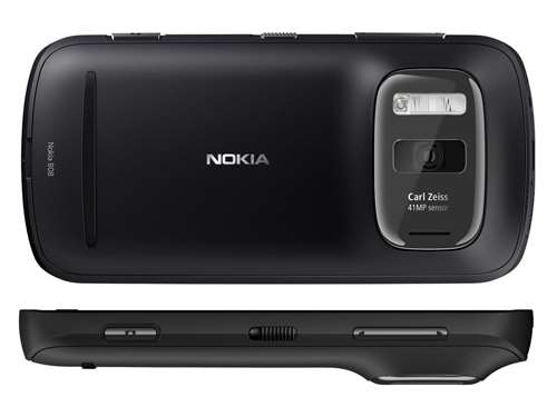Nokia 808 PureView windows phone lumia