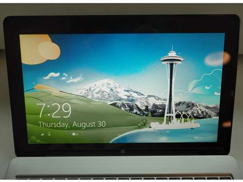 asus vivo tab screen