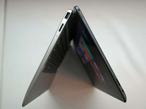 asus vivo tab side
