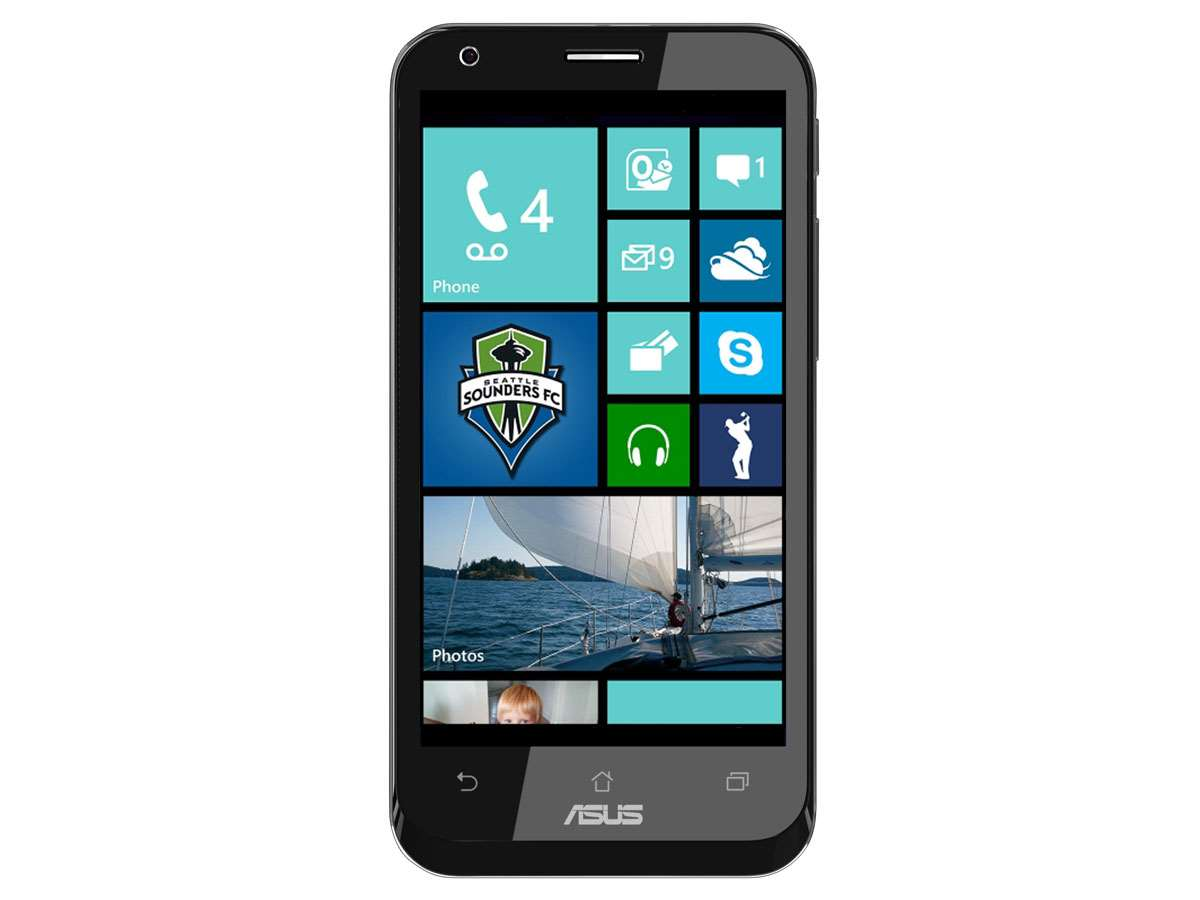 Asus contemplating windows phone padfone high end for Windows phone