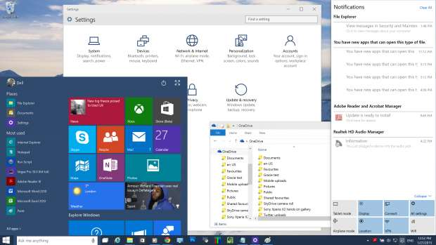 how to change system local in win 10