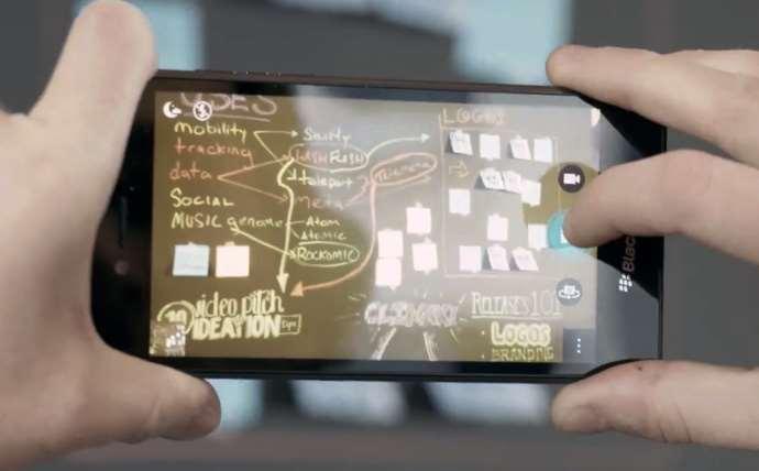 BlackBerry, Google team up for enterprise-friendly Android