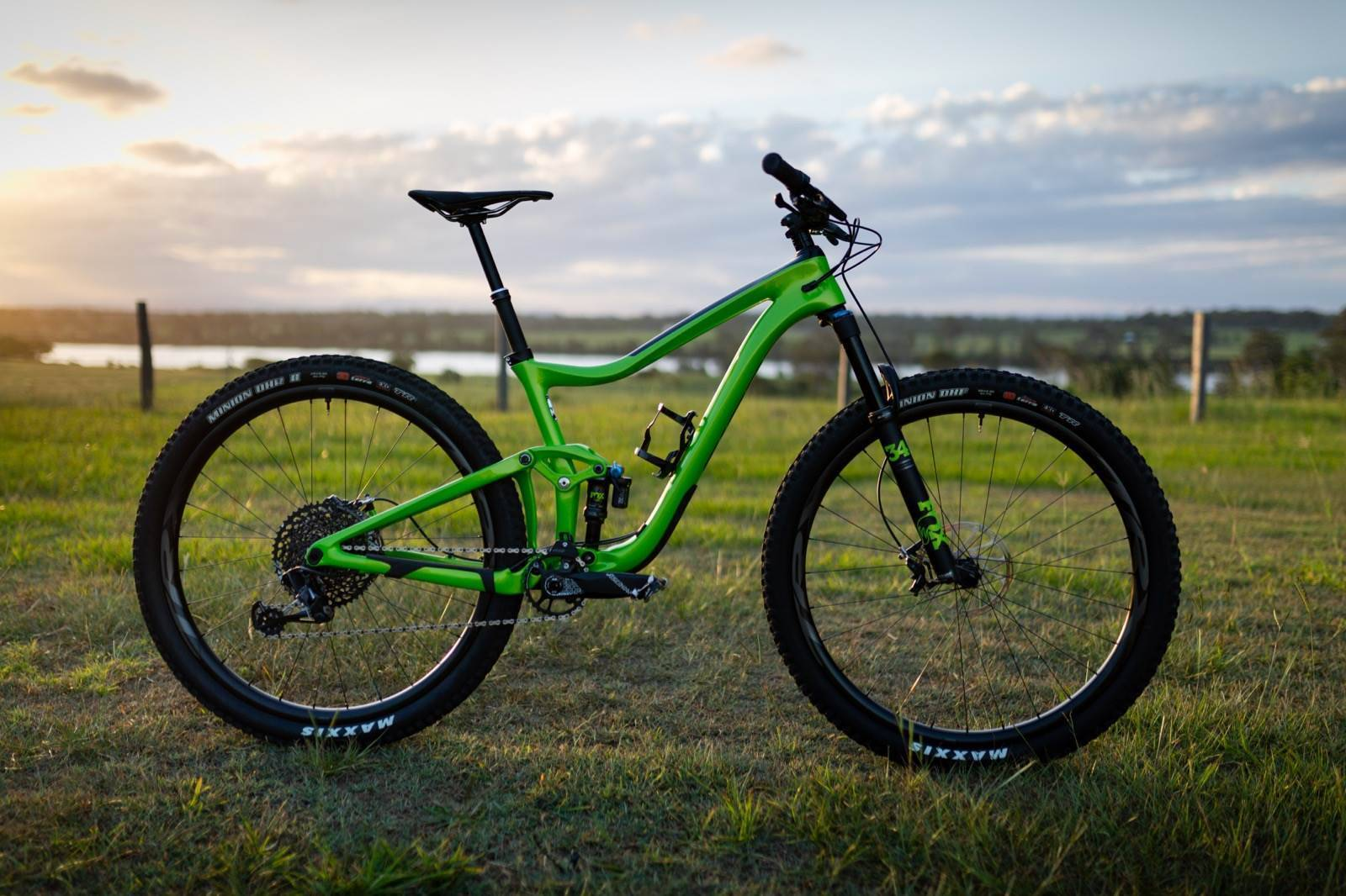 TESTED: Giant Trance Advanced Pro 29er 1