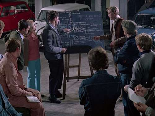 25 best best hacker movies the italian job 1969