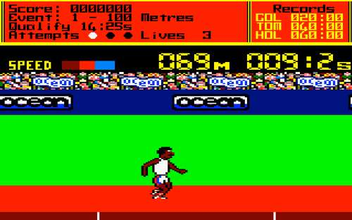 25 best sports games ever daley thompson decathlon
