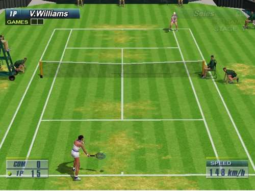 25 best sports games ever virtua tennis
