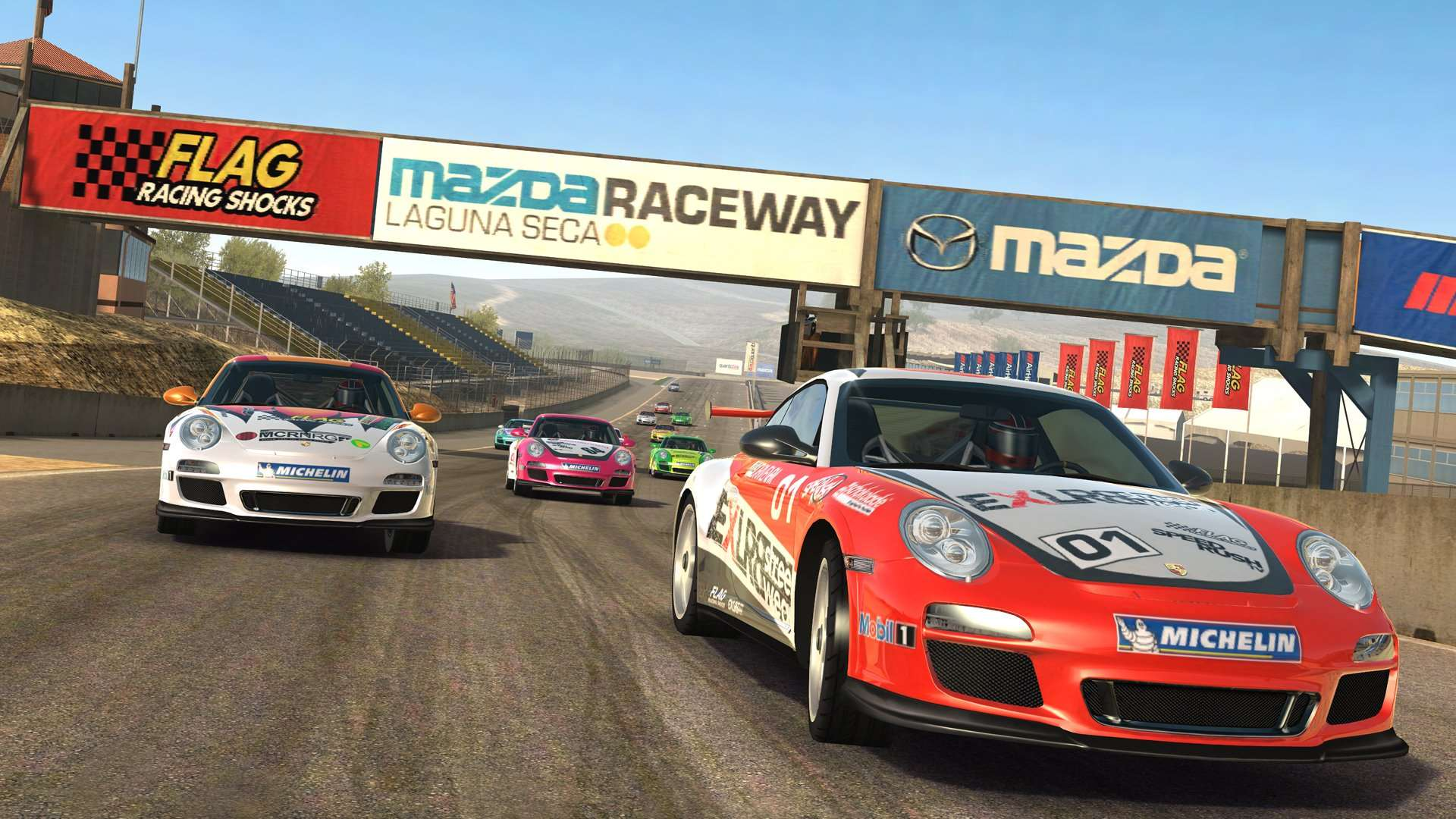 Real Racing 3 Review Archives