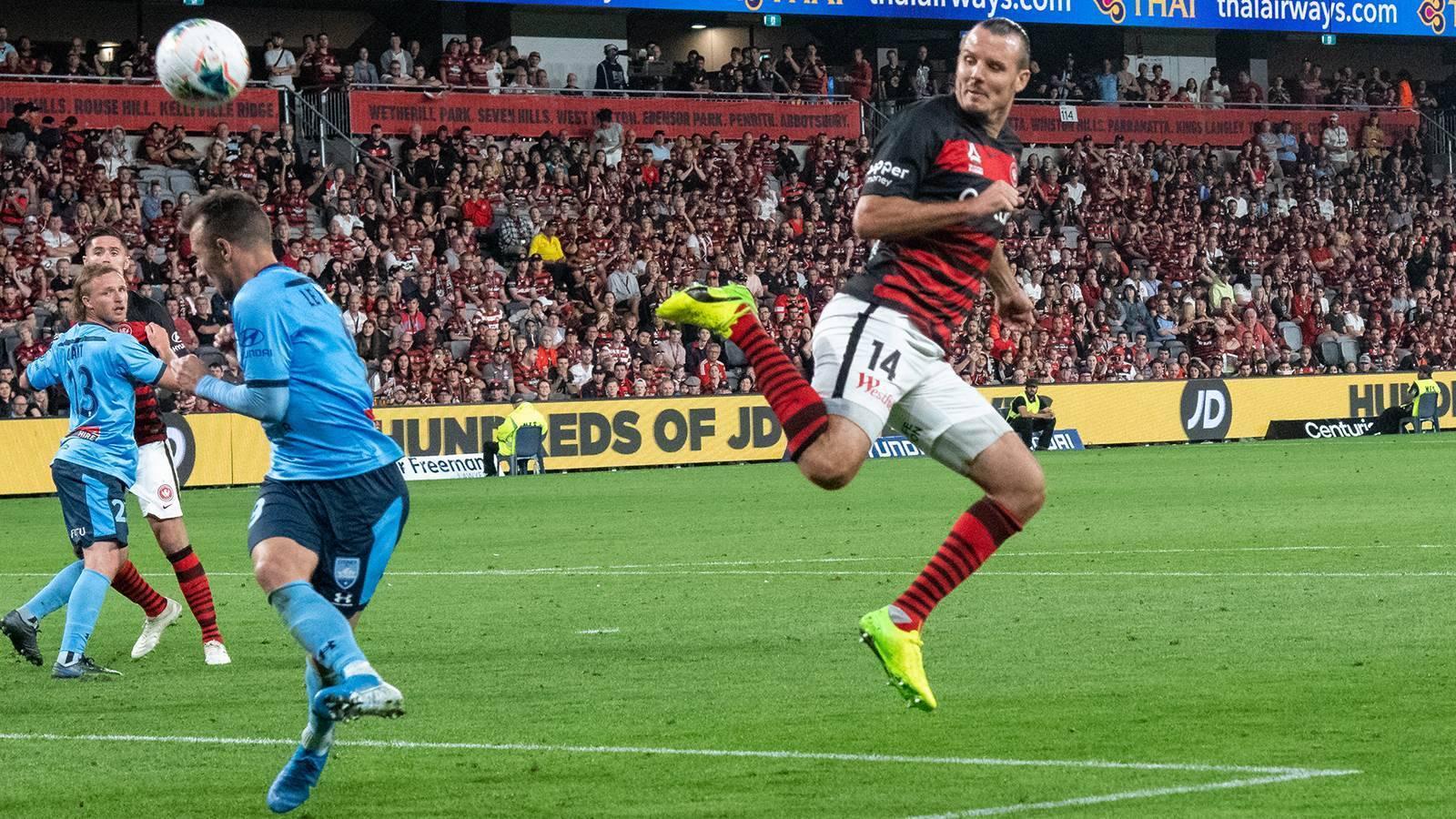 Wanderers axe marquee flop Meier