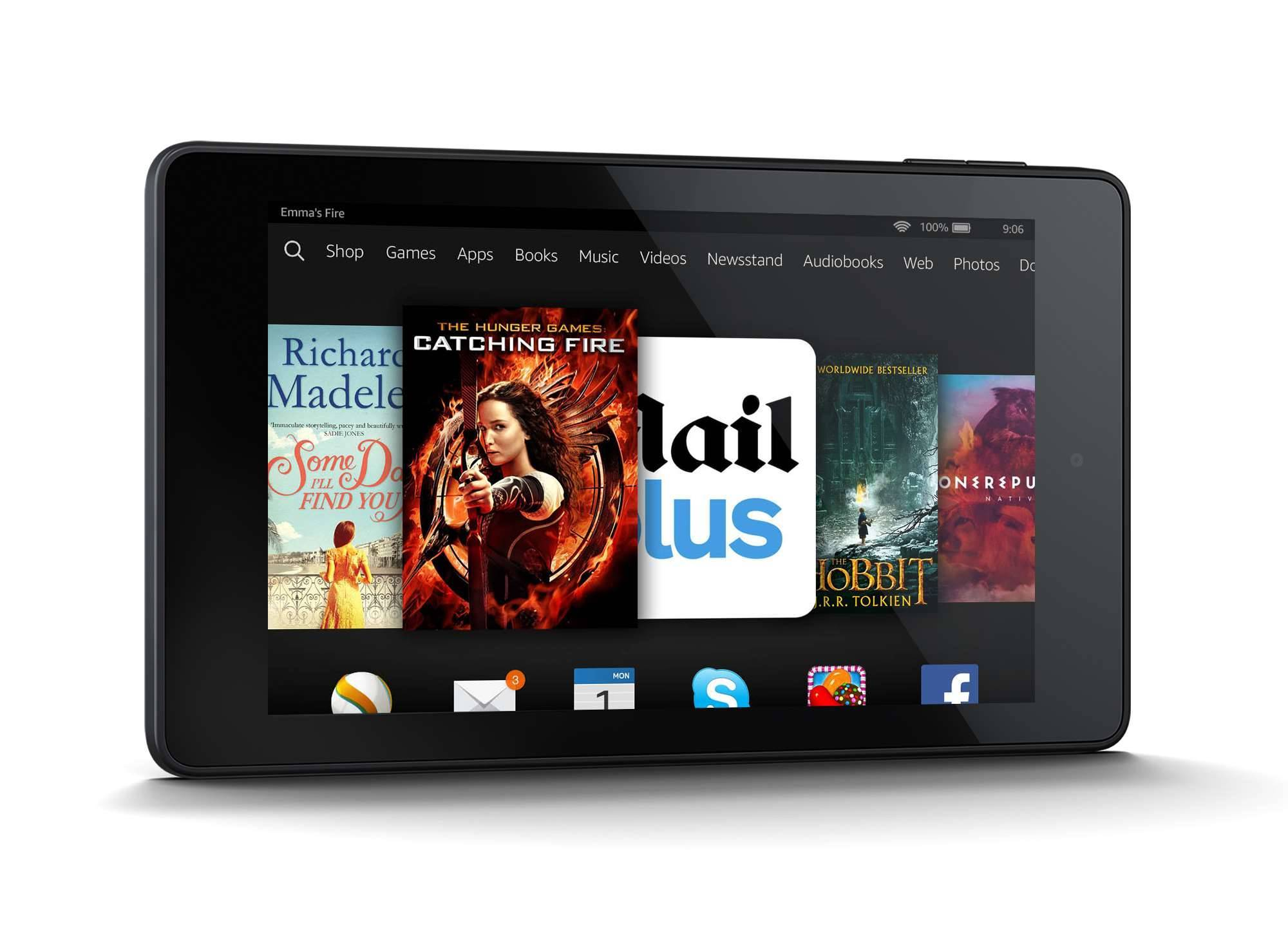 review amazon fire hd 6   tablets   pc amp tech authority