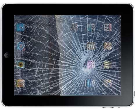 Smashed Ipad Mini Screen