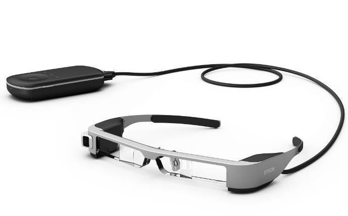 Epson launches augmented reality Moverio BT-300 smart ...