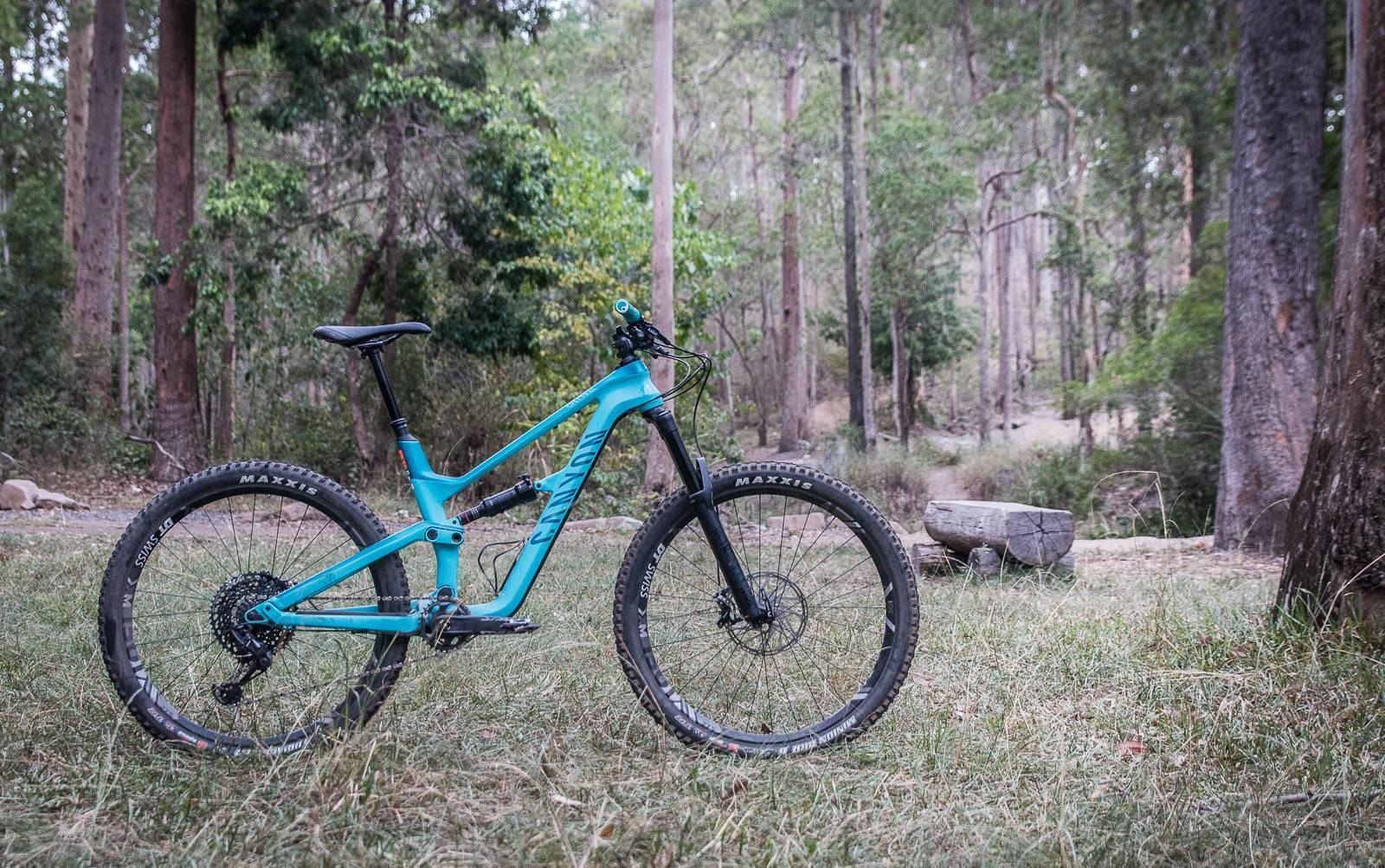 TESTED: Canyon Spectral Women CF 8.0