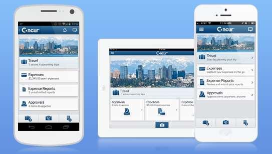 Sap Buys Cloud Travel Expense Platform Concur Software