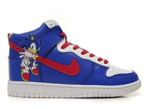 Sonic The Hedgehog Shoes Shoes For Men Online