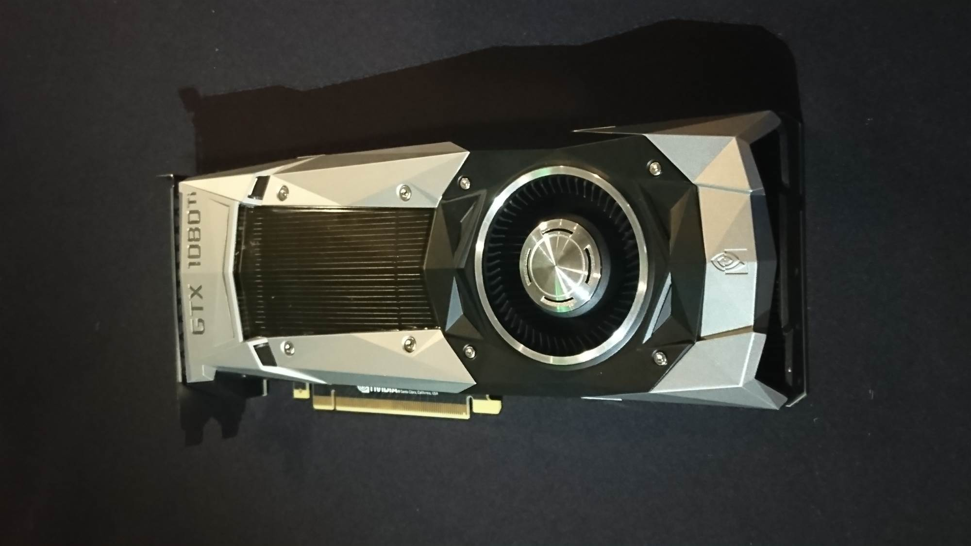 Nvidia's new GTX 1080 Ti is a ripsnorter - 35% faster than a standard 1080 and faster than a Titan X!