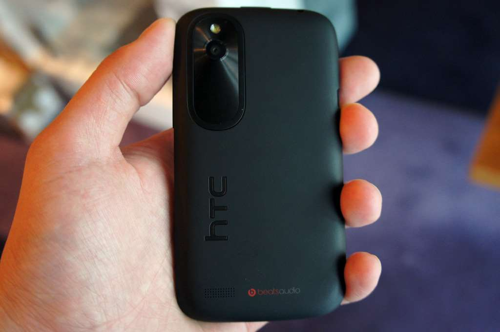 HTC Desire X hands on review