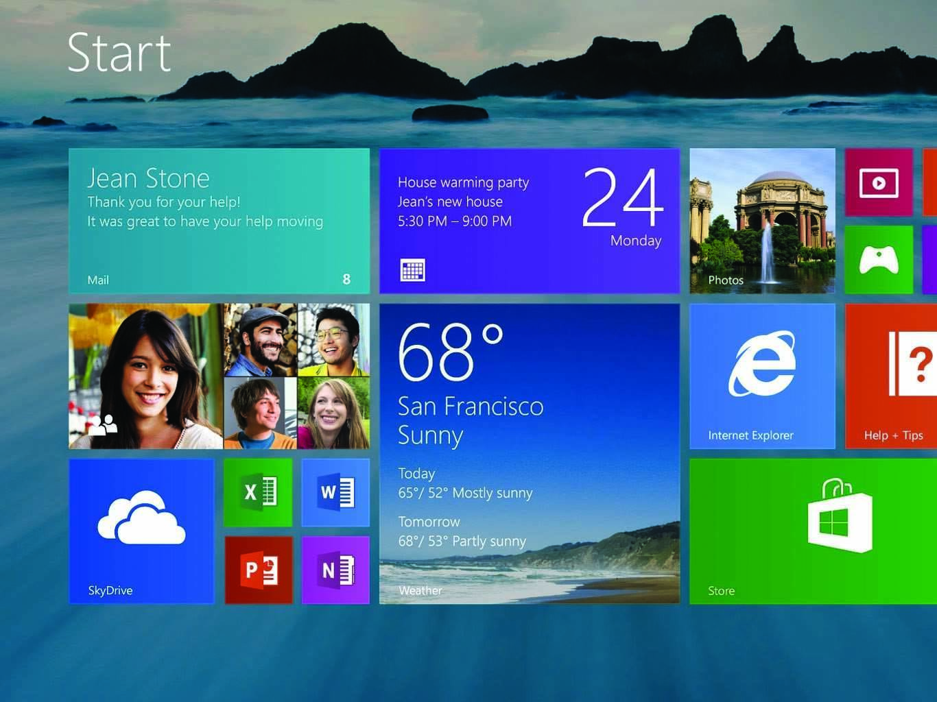 Review  Microsoft Windows 8 1 - Operating Systems