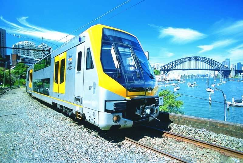 sydney trains - photo #2