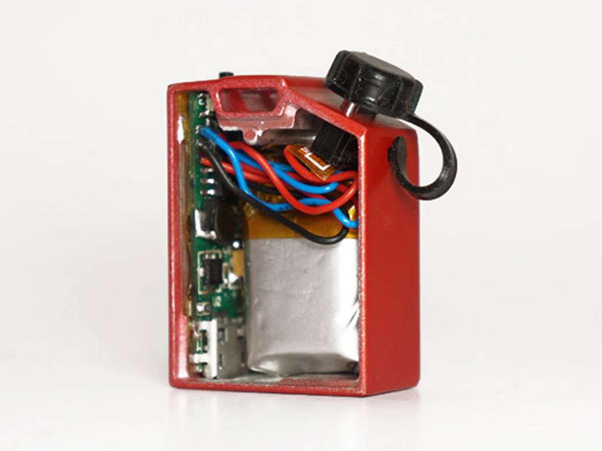 Мощный аккумулятор для телефона своими руками