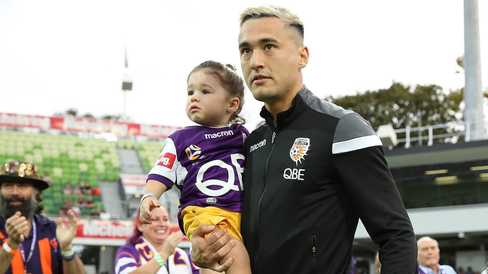 Exclusive: Davidson departs Perth