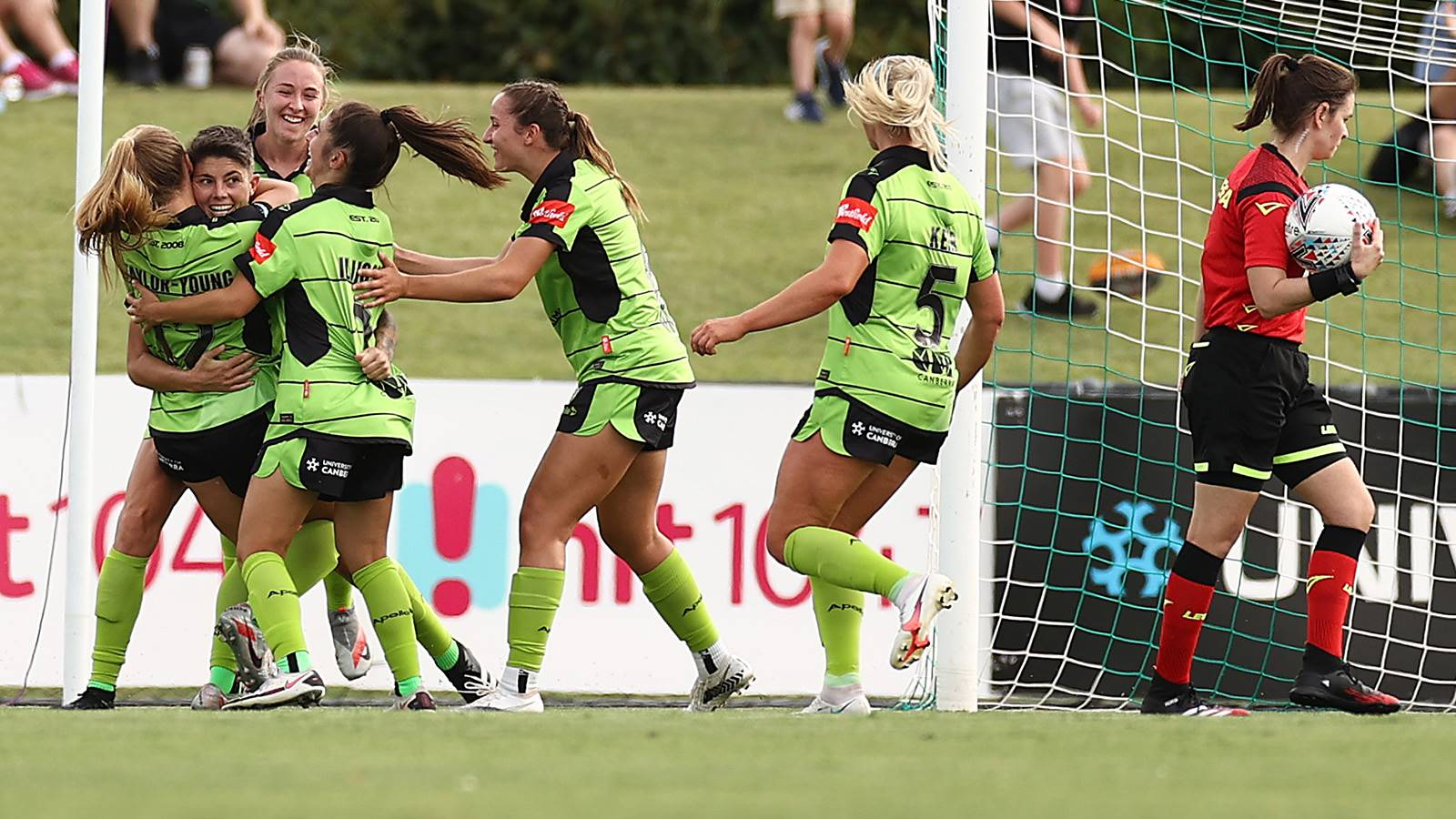 W-League wrap: Canberra draw, miss chance to go top