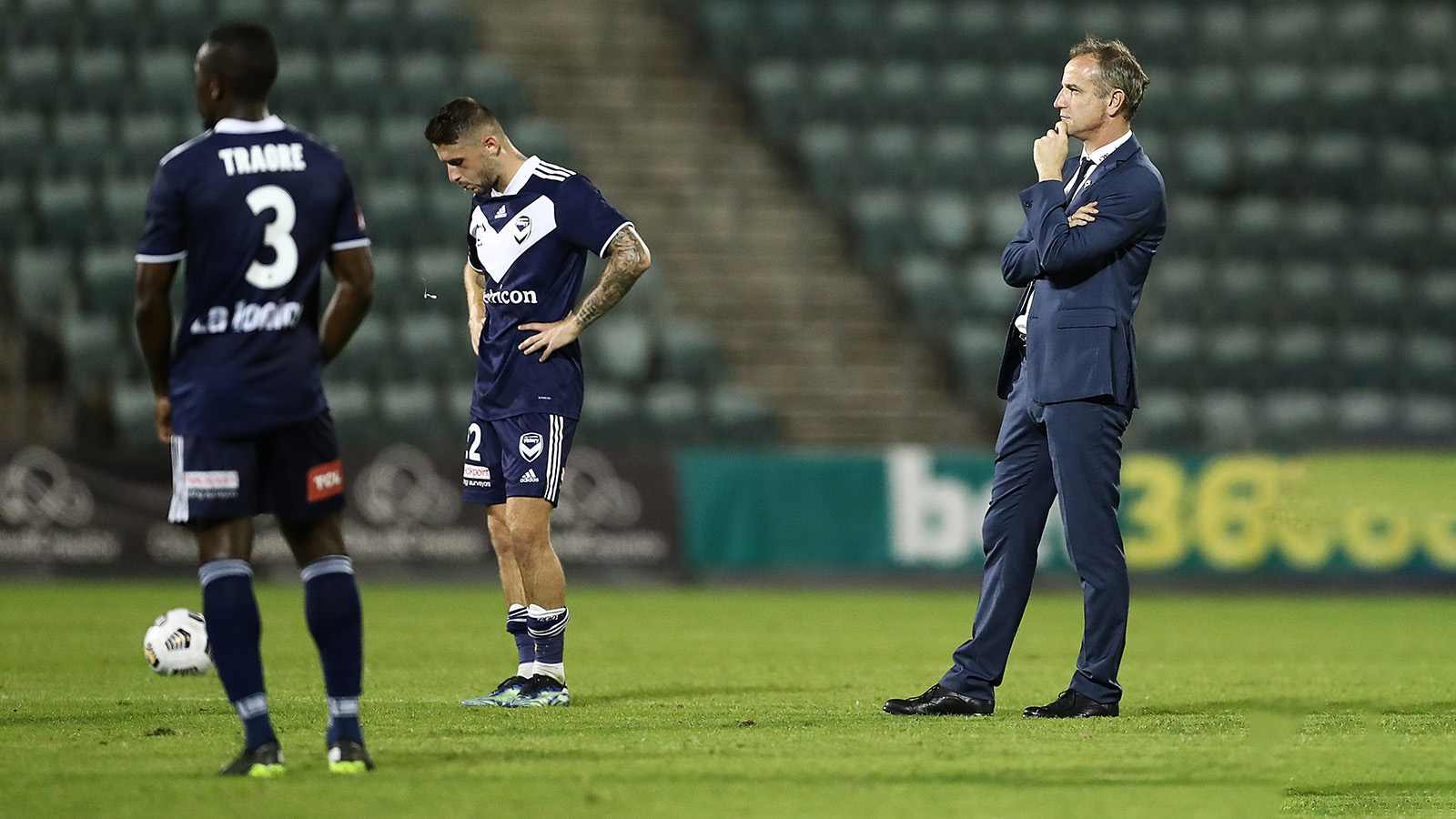 'Cracks were showing...' - Victory coach-less again as Brebner exits