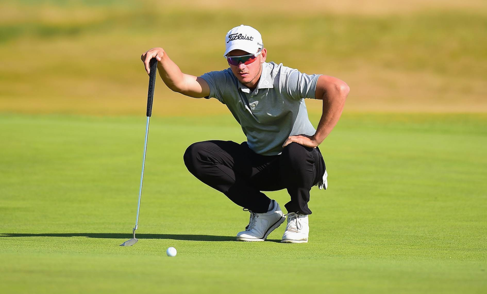 aussie dylan perry reaches the amateur championship final - golf