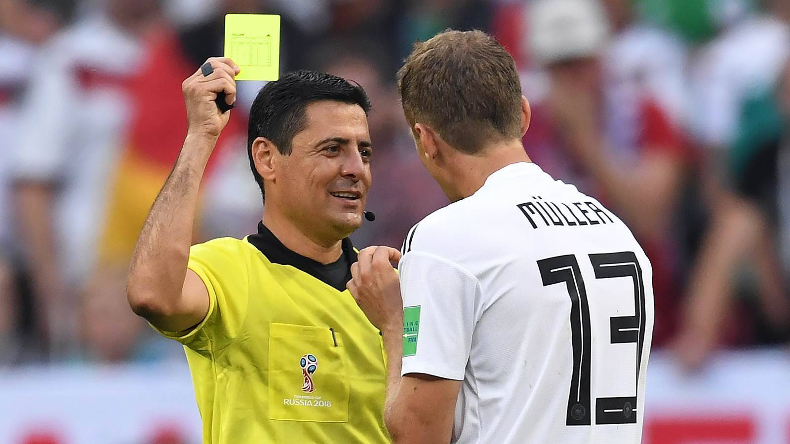 FFA hires top Iran ref