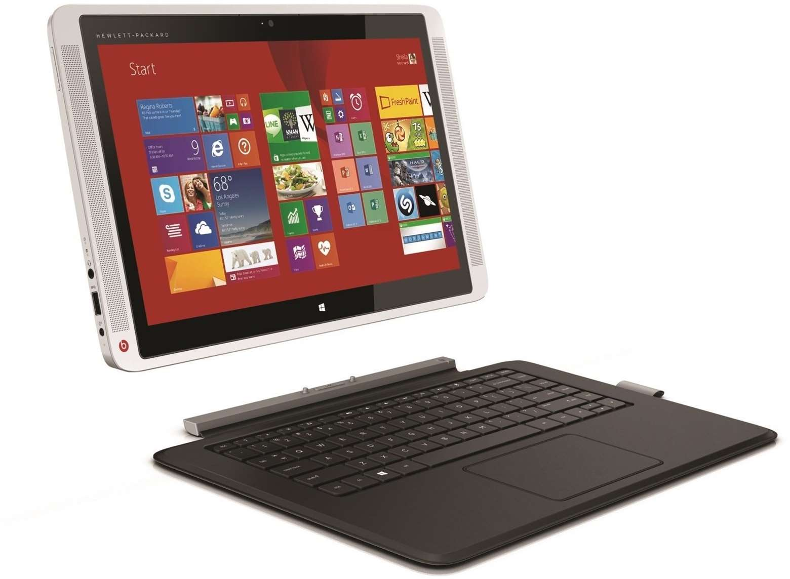 review hp envy x2 13 tablets pc tech authority. Black Bedroom Furniture Sets. Home Design Ideas