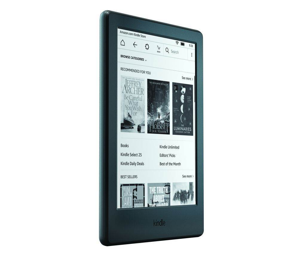 Review: Amazon Kindle 2016 lights our fires - eReaders ... - photo#21